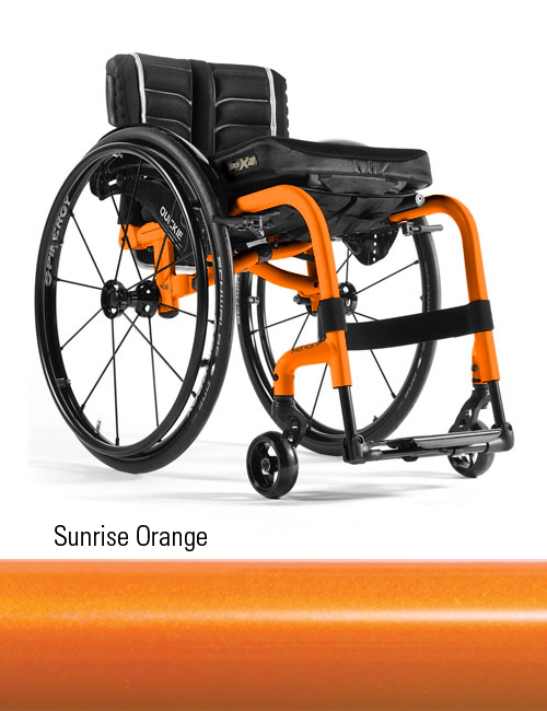 Xenon2 - Sunrise Orange