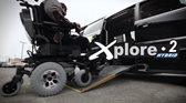 Xplore 2™ - Worry free travel and Top of the line comfort