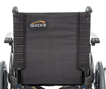 Quickie QX Seat Upholstery Back
