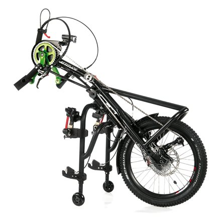 Quickie Attitude Add-On Hand Bike