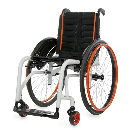 Quickie Xenon² Lightweight Folding Wheelchair