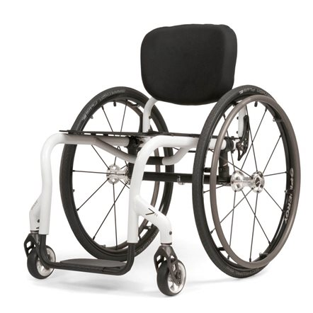 QUICKIE 7R and 7RS Rigid Manual Lightweight Wheelchair