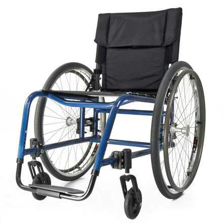 QUICKIE GP Lightweight Rigid Frame Wheelchair