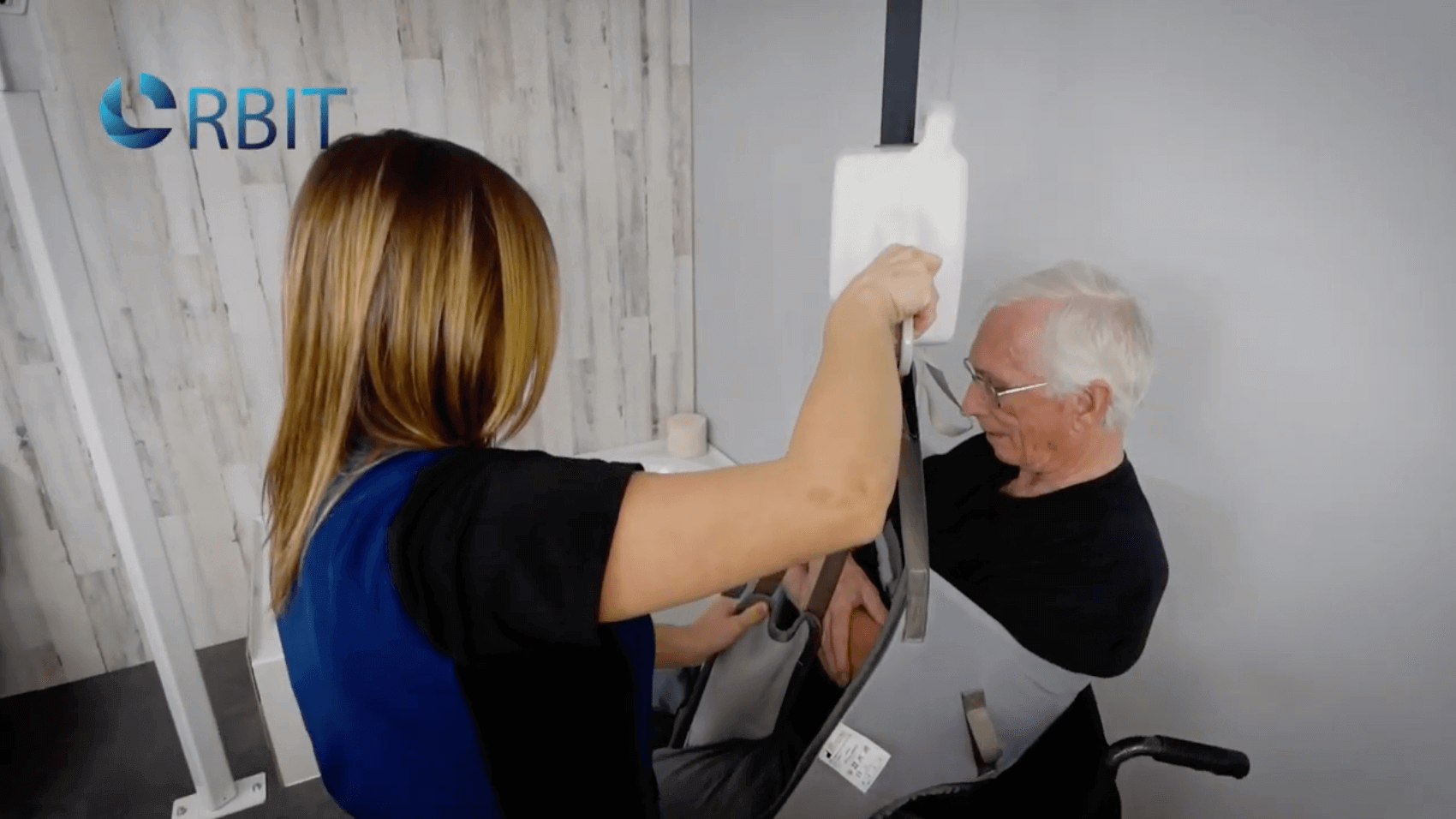 Functional Product Overview – ORBIT® Patient Transfer Lift