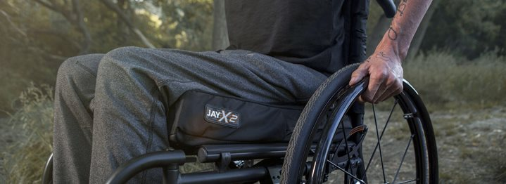 Choosing the Right Wheelchair Cushion