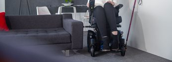 The Importance of Power Wheelchair Base Dimensions and Turning Radius