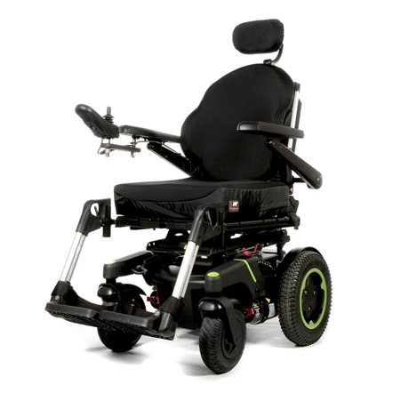 QUICKIE Q500 H Power Wheelchair