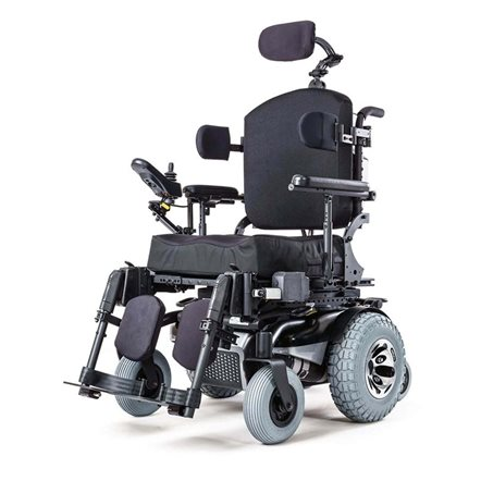 QUICKIE Xplore 2 Power Wheelchair