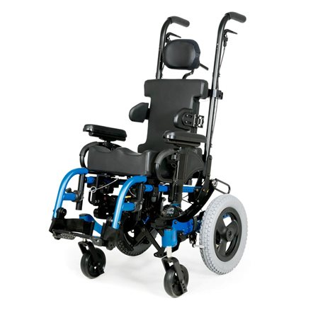 ZIPPIE IRIS Kids Tilt Wheelchair