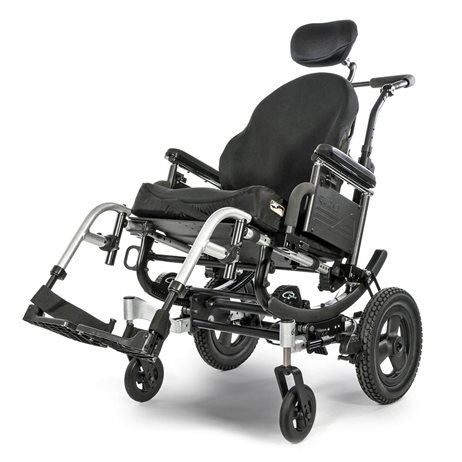 QUICKIE Iris Tilt-in-Space Manual Wheelchair