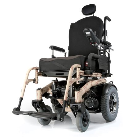 QUICKIE S-646 Power Wheelchair