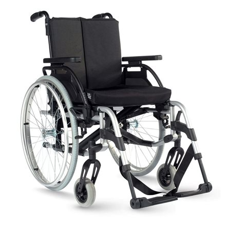 BREEZY RubiX2 Manual Standard Wheelchair
