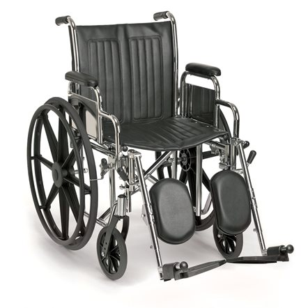 BREEZY EC Series Lightweight Standard Wheelchair